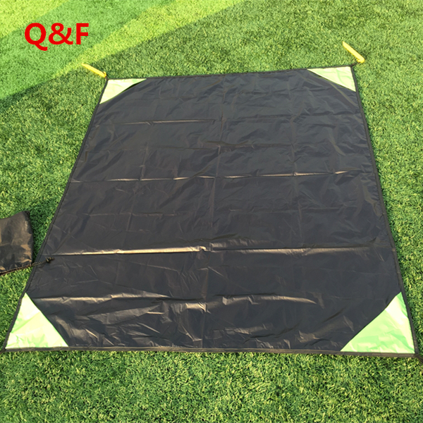 New LightWeight Waterproof Nylon Beach Pocket Blanket