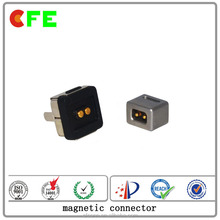 2pin male & female magnetic power connector for vaporizer