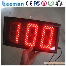 led countdown indicator led light timer christmas led display