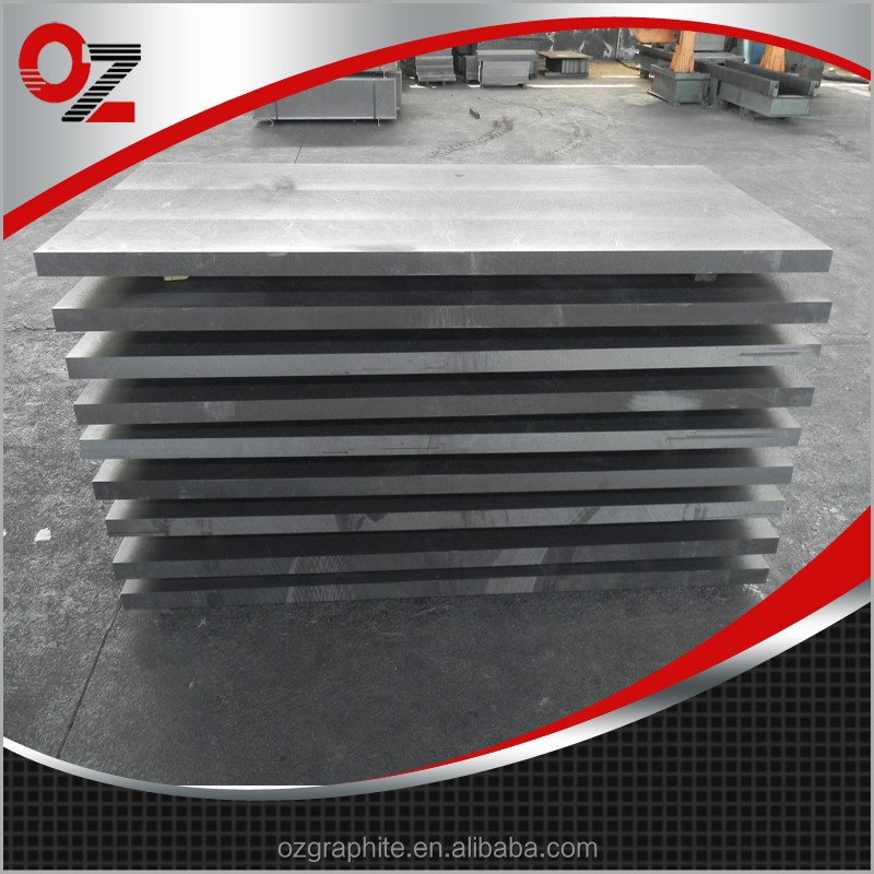high pure and high temperature graphite baffle plate