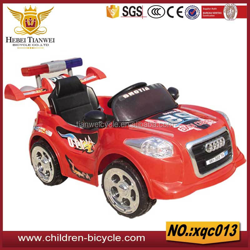Factory direct wholesale remote control electrical car for children