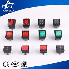 Professional three terminal rocker switch