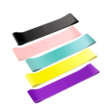 OEM Custom LOGO Yoga Fitness Latex Elastic Exercise <strong>Resistance</strong> <strong>Bands</strong>