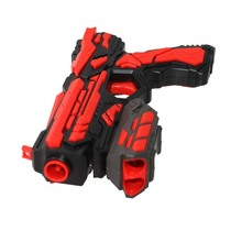 Kids Favorable Red Water Bullet Pistol For Gift