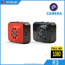 Portable Sports Camera Supports Snapshot Motion Wireless Aluminum Video DV Camera