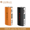 KIMREE/KIMSUN SHARK Vapor Wholesale Best Seller TC60W Box Mod Vape with Removable Battery and Power Bank Function