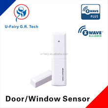 Modern safety smart home living---wireless door or window switch for home security alarm