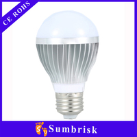 Energy Saving good price aluminum inside smd5730 5w led bulb