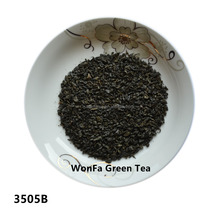 China Green tea-Gunpowder Green tea 3505B