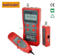 NF-838: LCD display Multifunction lan coaxial cable tester