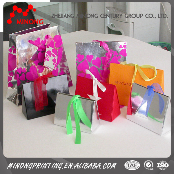 Wholesale OEM cheap paper honey gift bag