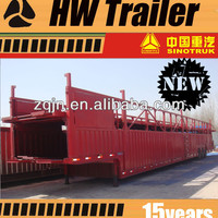 Made In China 3 Axle Car