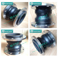 High quality flange flexible rubber joint