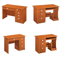 computer table/wooden executive office furniture desk Customized MDF top Office Desk