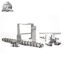 industrial extruded aluminum alloy 6061 t6 profiles