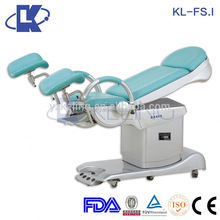 adjustable electrically operated bed elegant labor and delivery operating table manufactory