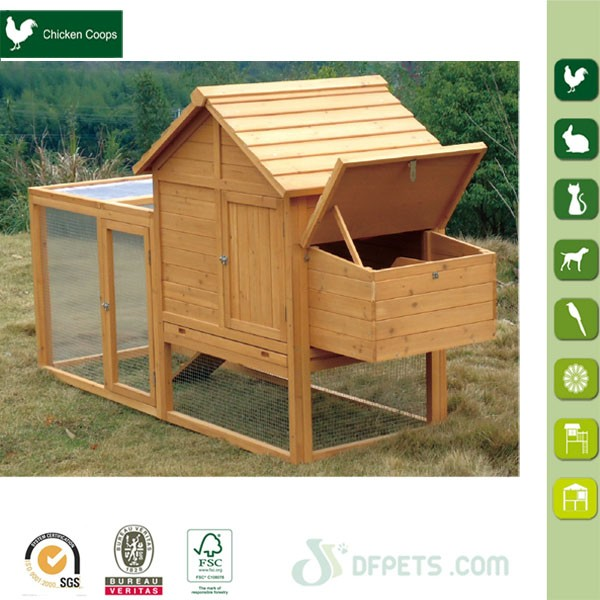 New Style Wooden House For Chicken