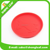 Promotion folding flying disc silicone collapsible dog frisbee