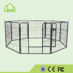 wholesale welded tube metal fence dog kennels and runs