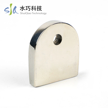 Stainless steel shipping door precision casting process container parts