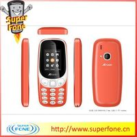 Feature Phone 1.77 inch Chinese Mobile Phones support wireless FM radio dual sim card unlocked cell phone
