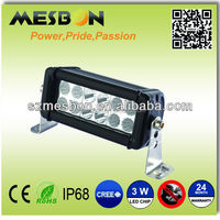 100% Optically Clear head lamp led pick up light bar