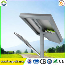 intelligent lithium battery solar street light with internet of things(IOT)