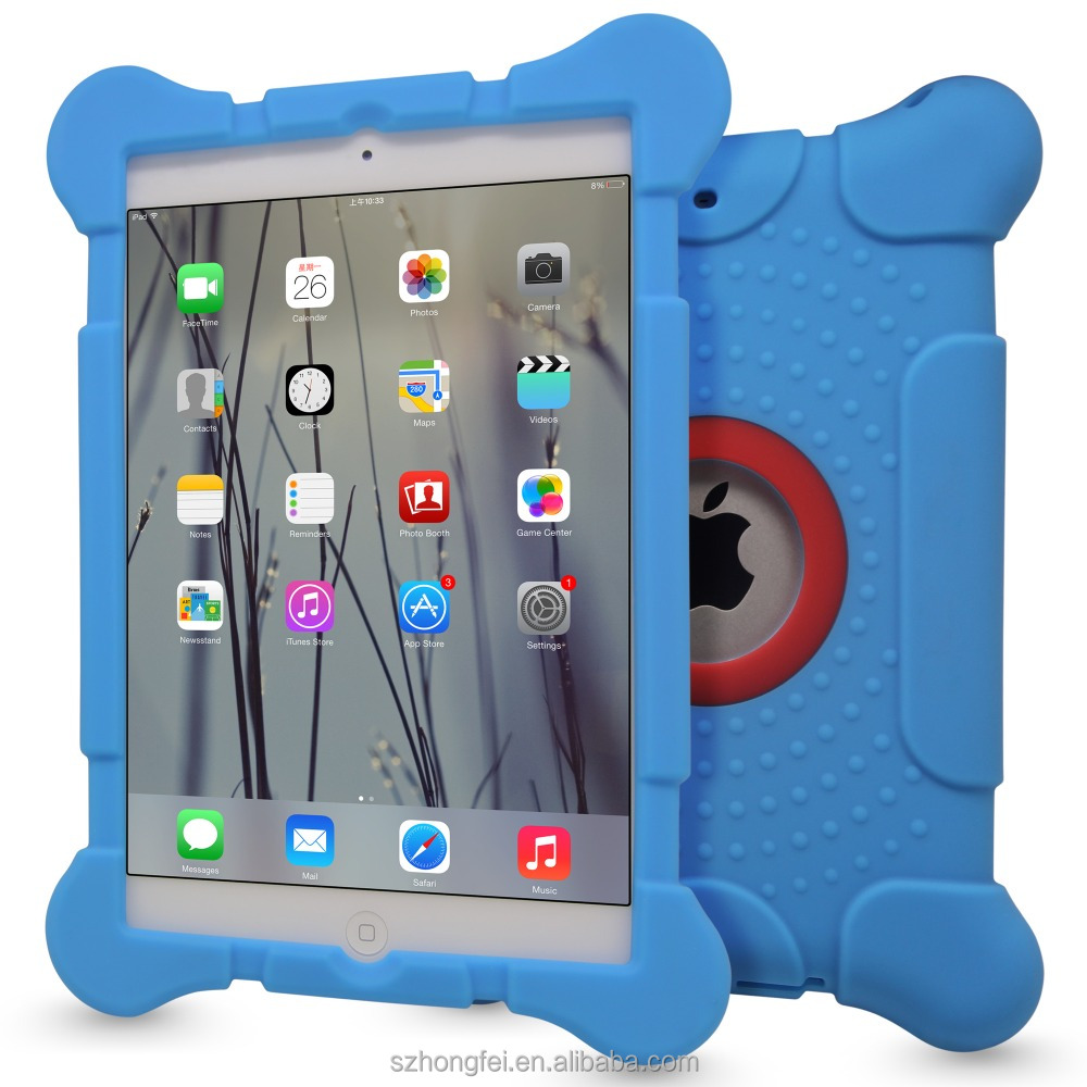 High Quality Unbreakable Protective Case For Ipad Mini 1/2/3 waiting for you