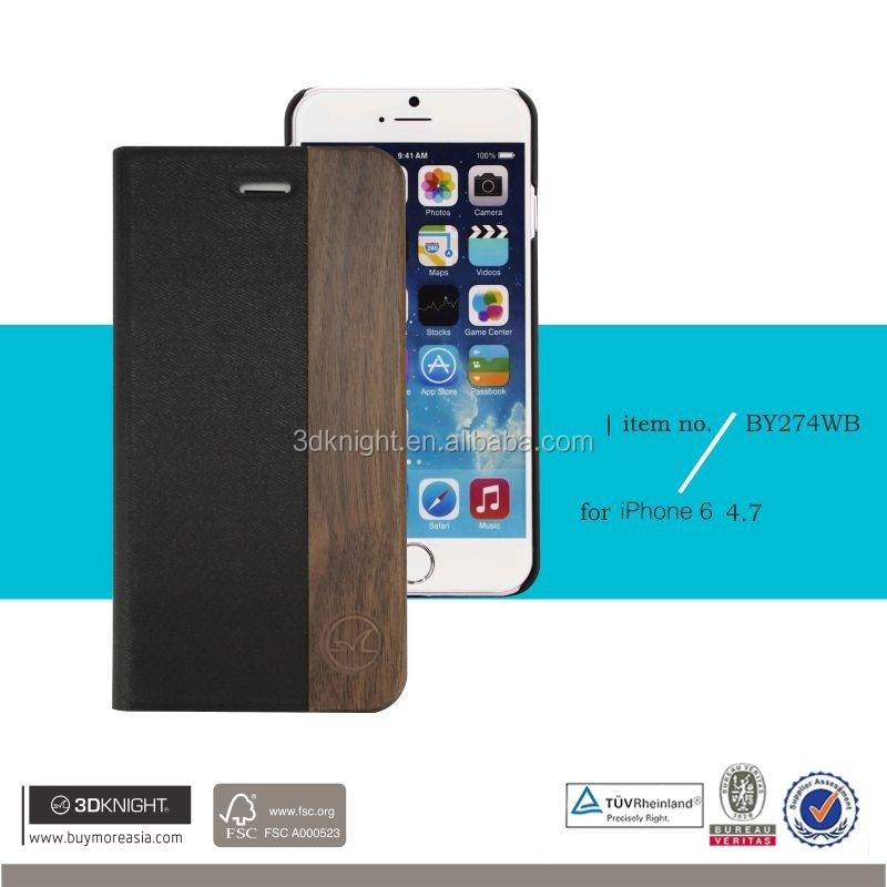 For iPhone 6 Case Cover, For iPhone 6 Case Leather, For Premium Leather Wallet iPhone 6s Cover Case