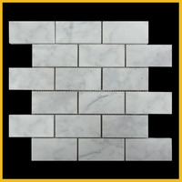 cheap price Grade A italian marble bianco white carrara marble