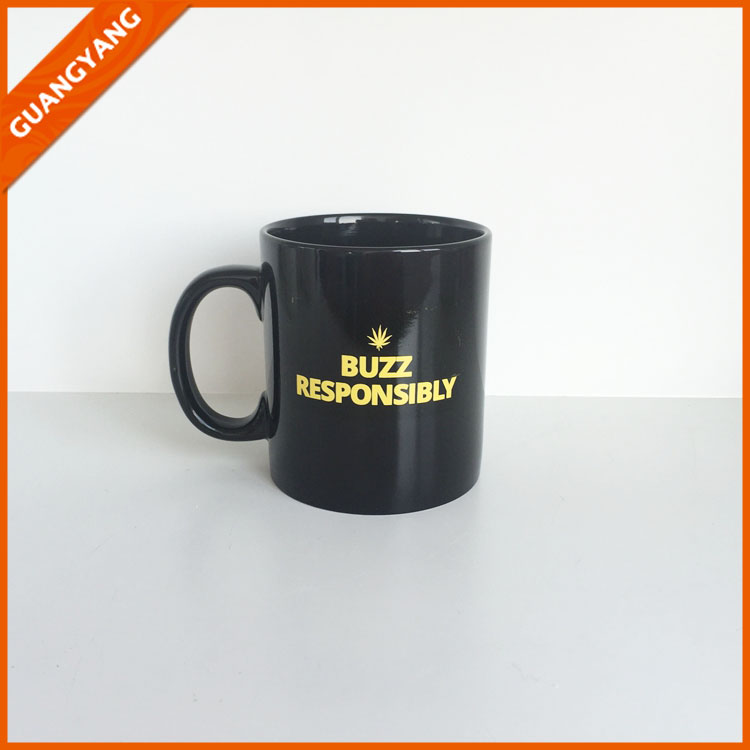 20oz stoneware ceramic stoneware black ceramic coffee mugs and cups