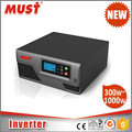MUST DC 12V to AC 220V power inverter 300 watt pure sine wave inverter