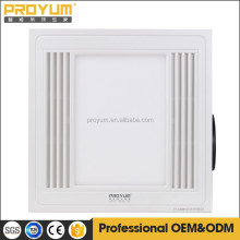 SAA Qualified Ceiling Mounted Exhaust Fan With LED light