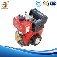 High quality single cylinder 10HP Small lister petter diesel engine