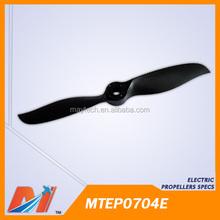 Maytech latest model plane Plastic Propeller 7x4inch wholesale for RC airplane/avion rc cheap price