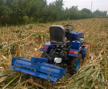 Agricultural zubr mini tractor price list with availble implements for hot sale