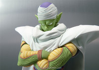 dragon ball piccolo action figure/custom non-toxic PVC 3D action figure/china plastic toy factory