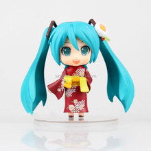 Anime comic game Hatsune Miku/japanese style version action figure collectible figurine