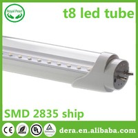 0.45m 6w SMD3014 chip 1.5ft 18 inch led tube t8
