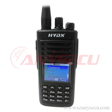 walkie talkie with base station HYDX-D50 the style as TYT MD-380 two way radio with factory price