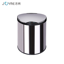 9L price luxury bathroom used metal triangle shape waste bin container