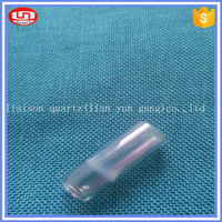 small clear quartz glass tube for heating and lighting