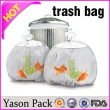 Yasonpack degradable garbage bag poly garbage bag garbage bag hospital