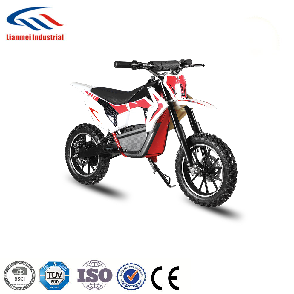 2017 new electric kids moto bike off road dirt bike LME-500E