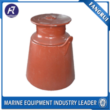 China supplier hot sale types of bollard cover