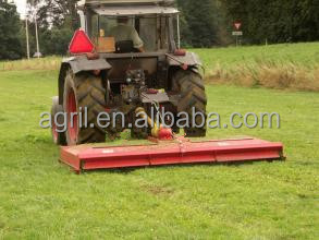hot sale top quality tractor PTO use heavy duty big size cutting width 2800mm grass lawn top mower slasher with CE cetification