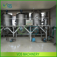Cooking Oil Making Plant/peanut oil production line/edible oil refinery plant with compete price sell
