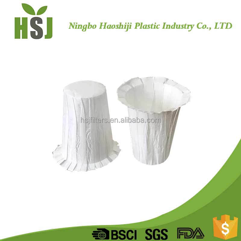 Top Quality Factory Custom K Carafe Paper Coffe Filter