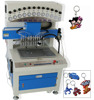 PVC dispensing machines pvc keychain and silicone machine