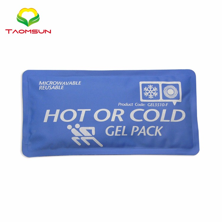 Wholesale Polyester Resuable Hot Cold Pack
